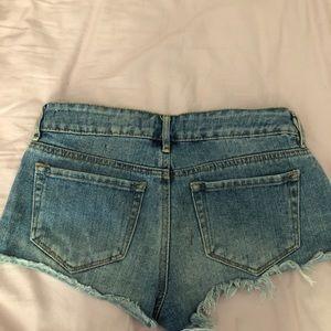 Bullhead Shorts - BULLHEAD LOW RISE SHORTS